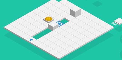 Socioball, un juego de puzles de guiar la bolita