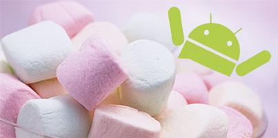 Android 6.0 es Android Marshmallow o esponjita o malvavisco