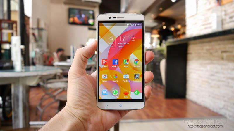 Elephone P8000: análisis en vídeo de este móvil android chino