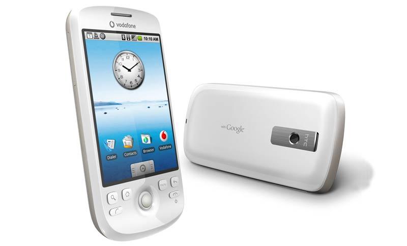 Mi evolución Android: desde la HTC Magic al LG G4