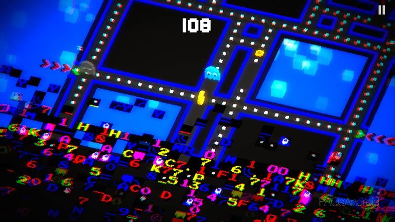 Pac-Man 256, el clásico en formato endless runner