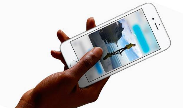 El rincón del cuñao: no, el 3D Touch no estaba en Android