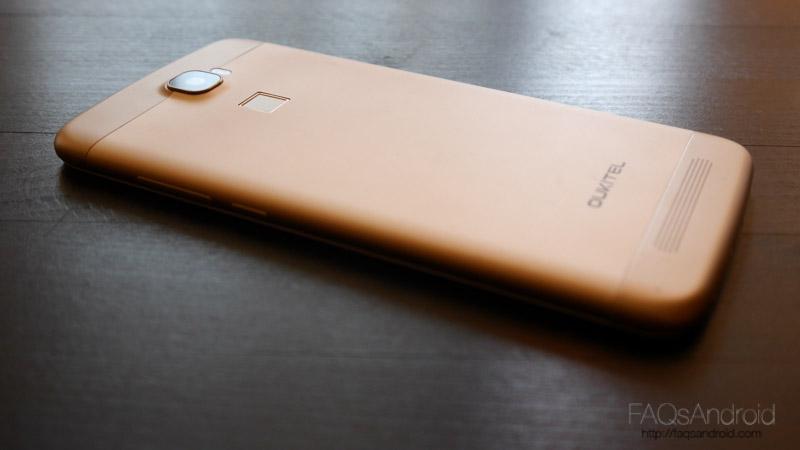 OUKITEL U10: análisis de un móvil android con apariencia de iPhone 6 Plus