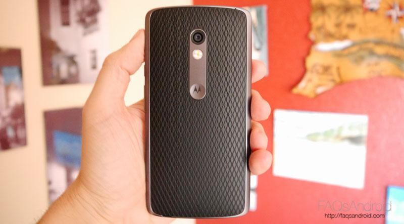 Motorola Moto X Play Peso y dimensiones
