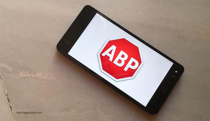 Adblock en Android