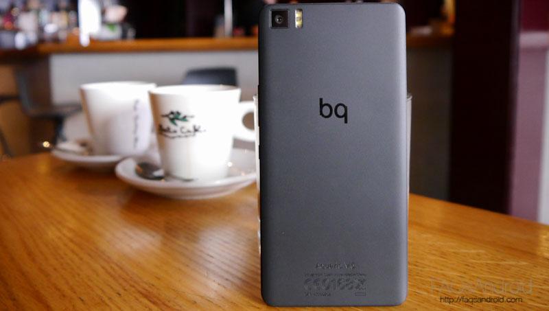Motorola Moto G 2015 vs bq Aquaris M5: comparativa a fondo