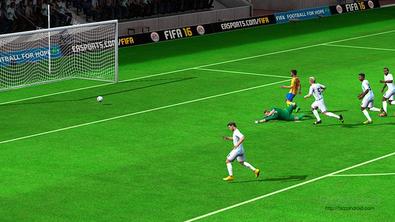 FIFA 16 ya disponible para descargar: el mejor juego de fútbol para móviles