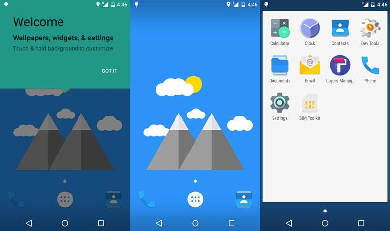 ROM Minimal OS para Moto G 2014