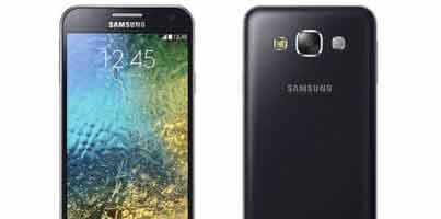 Android 5.1.1 Lollipop llega a los Samsung Galaxy E5