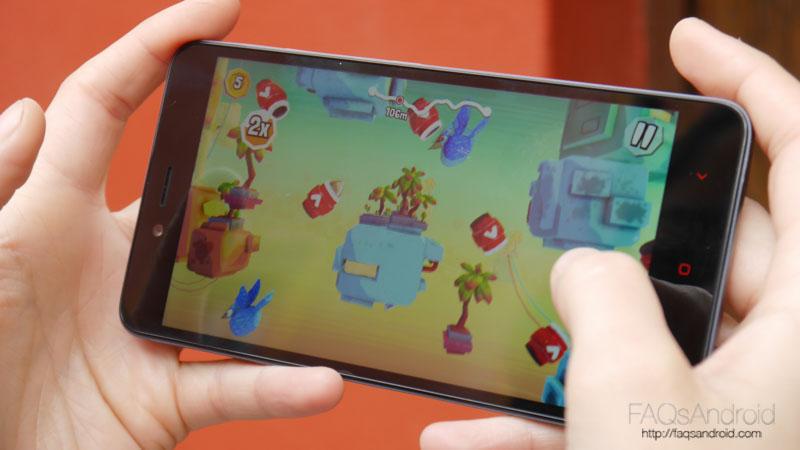 Xiaomi RedMi Note 2: análisis de la potencia económica