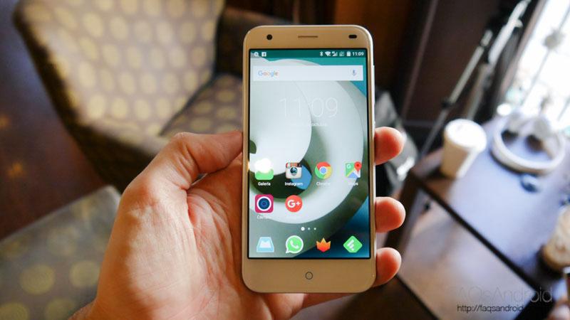 ZTE Blade S6: análisis en español de un móvil android cómodo