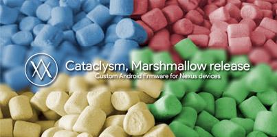 ROM Cataclysm 6.0 para el Nexus 5