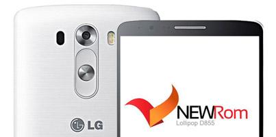 LG G3 NewRom