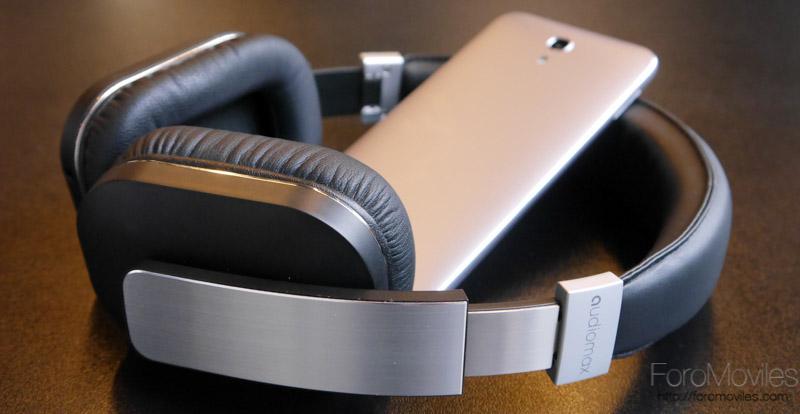 Probamos los cascos AUDIOMAX HB-8A Bluetooth 4.0
