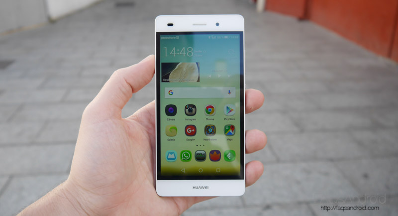 Huawei P8 Lite 800-008