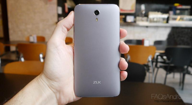ZUK Z1: análisis del móvil Android con Cyanogen OS