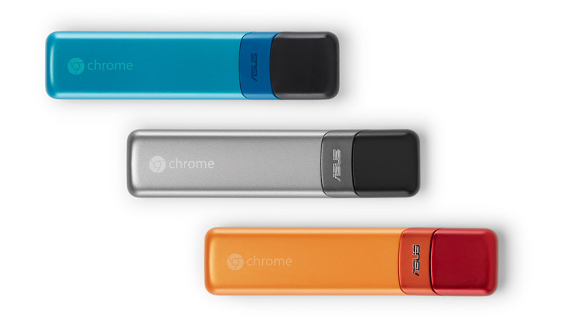 Chromebit, la alternativa a Chromecast de ASUS