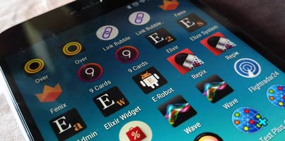 Cómo evitar que salgan duplicados los iconos al instalar aplicaciones
