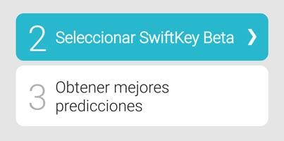 SwiftKey 6 ya en beta libre: se puede descargar e instalar