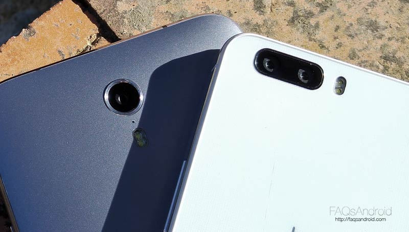 Comparativa entre el Zuk Z1 y el Huawei Honor 6 Plus con vídeo HD