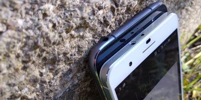 Comparativa entre el Zuk Z1 y el Huawei Honor 6 Plus con vídeo HD
