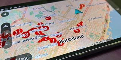Oferta de Navidad: 20 % menos de navegación ilimitada en TomTom Navigation Go Mobile