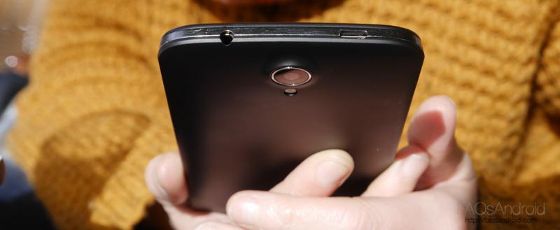 """Doogee X6: análisis de un móvil chino barato de 5.5"""""""