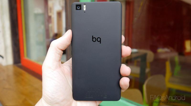 bq Aquaris M5.5: análisis de un móvil acertado