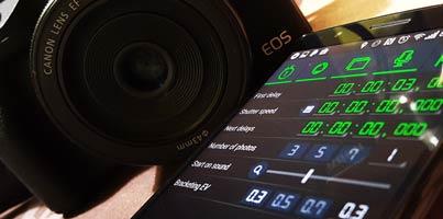 Controla tu cámara desde los infrarrojos con Camera IR Remote