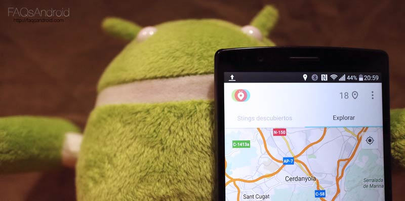 Kolobee, un guía turístico en tu móvil Android