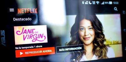 Trucos de Netflix para Android
