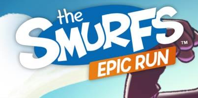 Los Pitufos Epic Run, carreras pitufantes y desenfrenadas