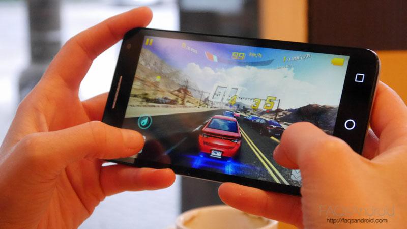 """Potencia y prestaciones del Alcatel One Touch Pop 3 5.5"""""""