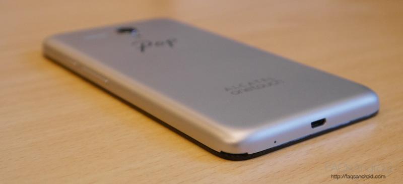 "Alcatel One Touch Pop 3 5.5"": análisis a fondo"