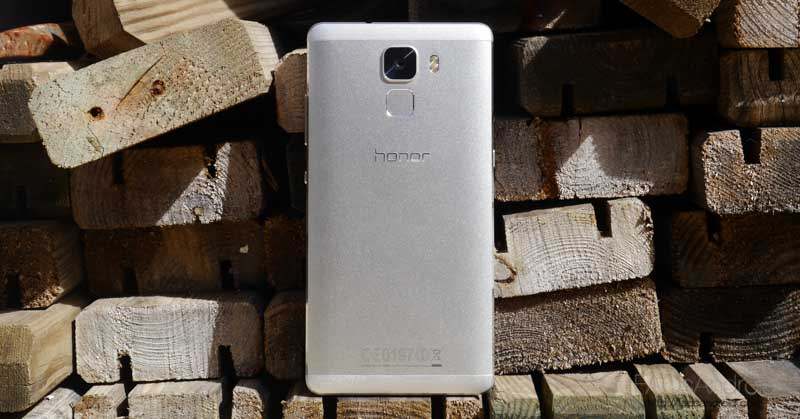 Honor 7 Materiales, peso y dimensiones