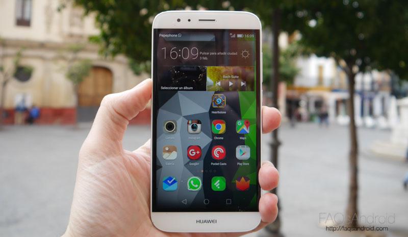 10 trucos para usar mejor el Huawei G8