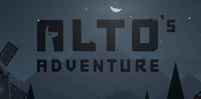 Alto's Adventure para Android: un Ski Safari a lo Monument Valley
