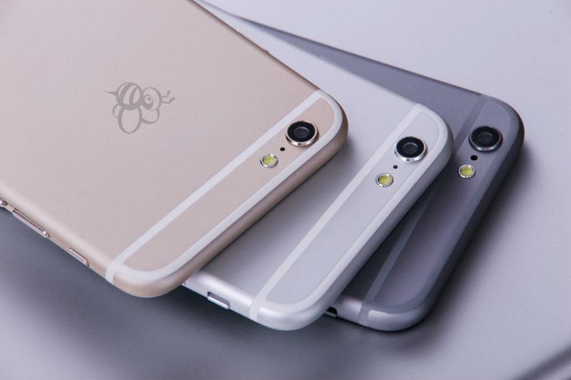 Clones Android del iPhone Goophone