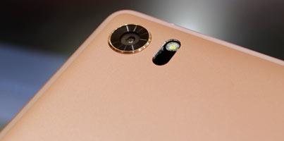Toma de contacto con el delgado Gionee S8