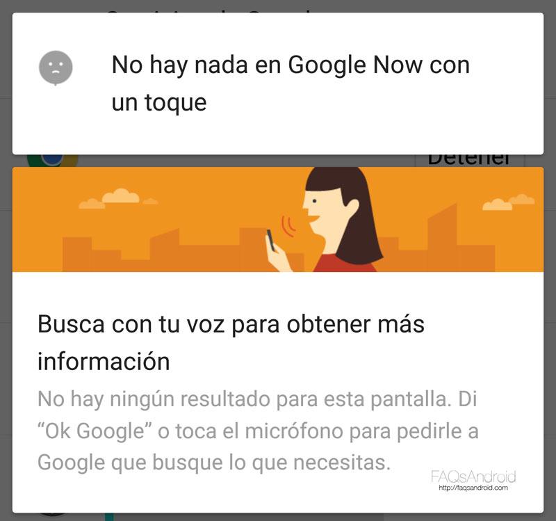 Google Now on Tap: no tan útil como parecía