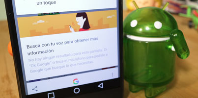 Google Now on Tap: no tan útil como parecía