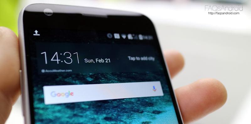 LG G5, primeras impresiones y comentarios