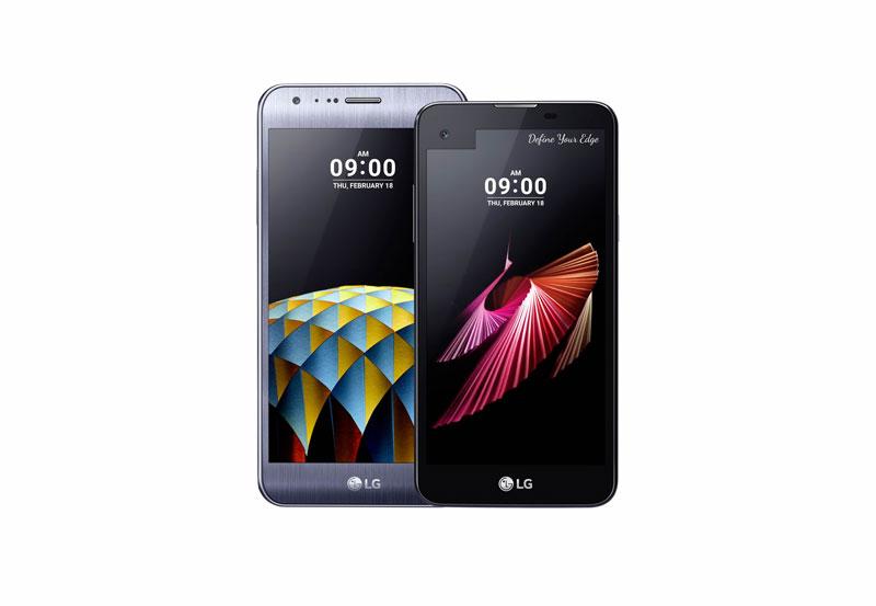 LG X Cam y LG X Screen