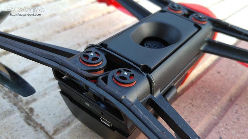 Análisis del Parrot Bebop Drone, el cuadricóptero profesional más lúdico