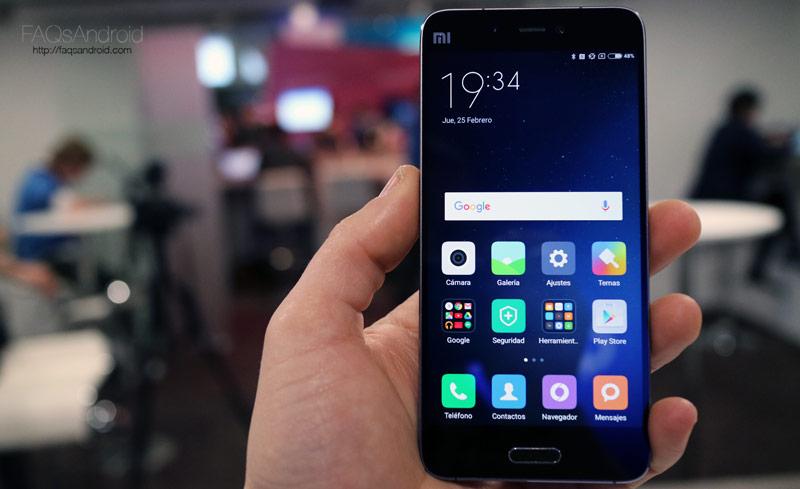 Xiaomi en España: Xiaomi Mi 5