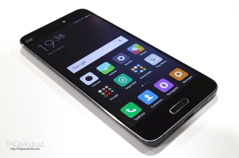 Xiaomi Mi5, primeras impresiones de este espectacular móvil Android