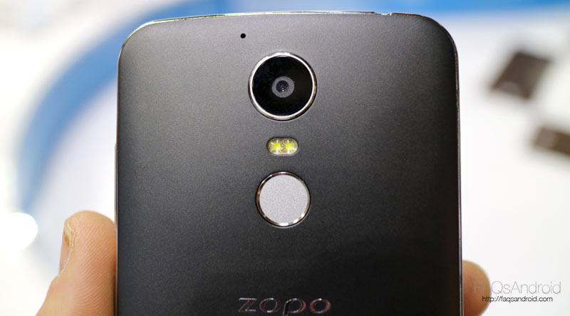 Primeras impresiones del Zopo Speed 8 desde el MWC