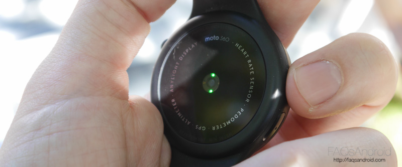 Análisis Motorola Moto 360 Sport