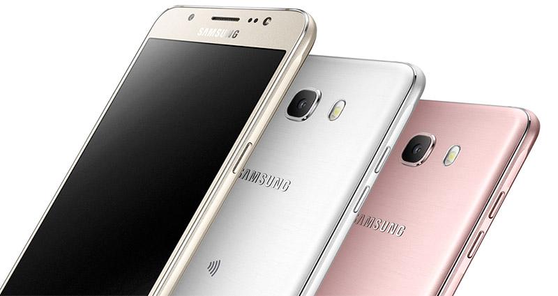 Precios del Samsung Galaxy J7 2016 con Movistar y Yoigo