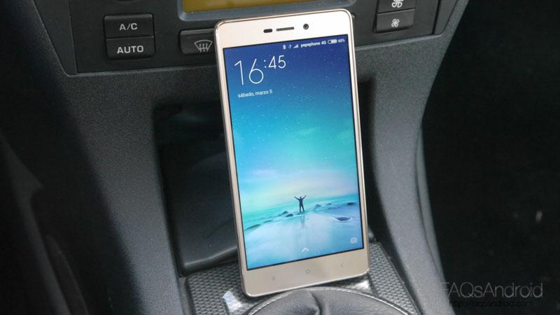 Potencia y prestaciones del Xiaomi Redmi 3
